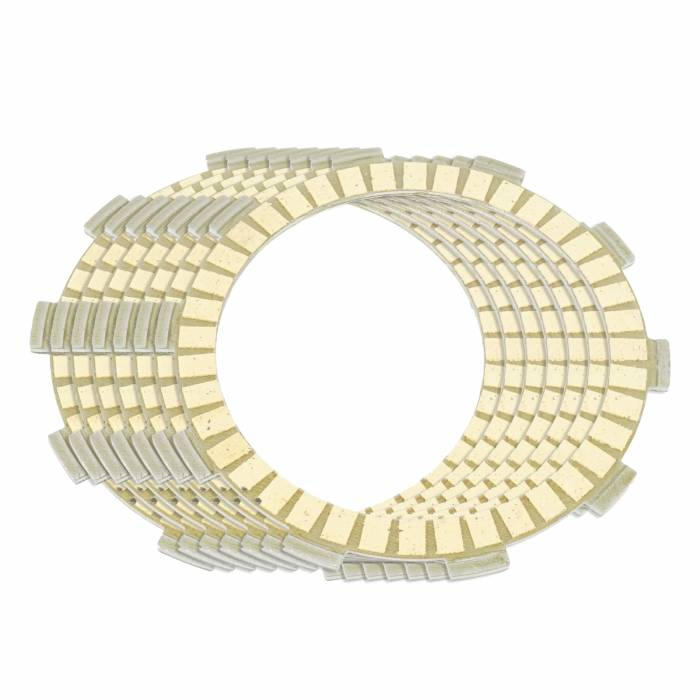 Caltric - Caltric Clutch Friction Plates FP114*7