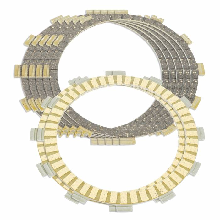 Caltric - Caltric Clutch Friction Plates FP116*2+FP143*5