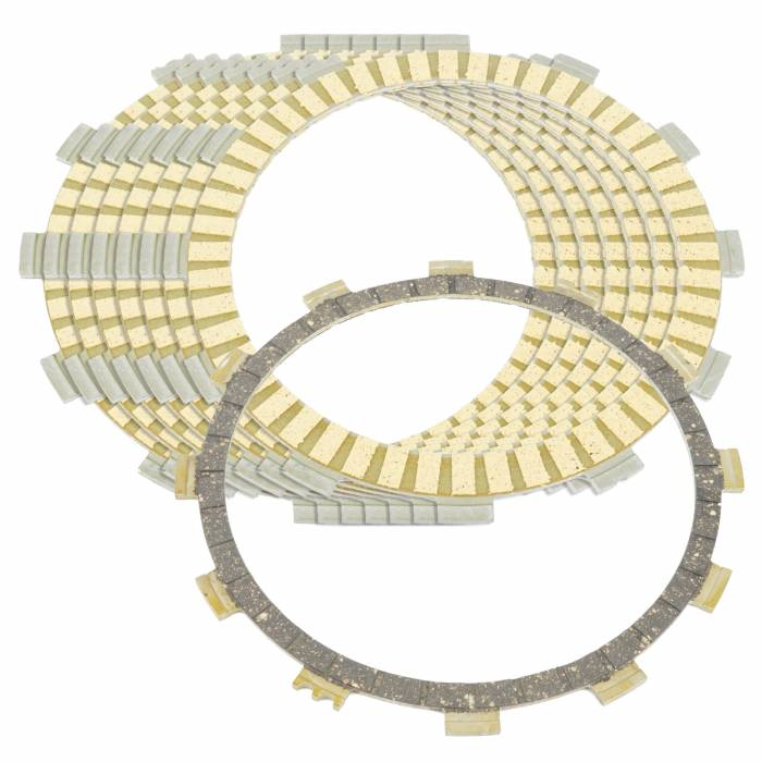 Caltric - Caltric Clutch Friction Plates FP116*7+FP157