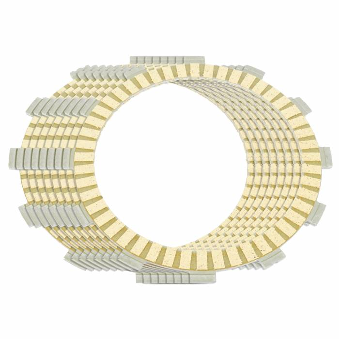 Caltric - Caltric Clutch Friction Plates FP116*8