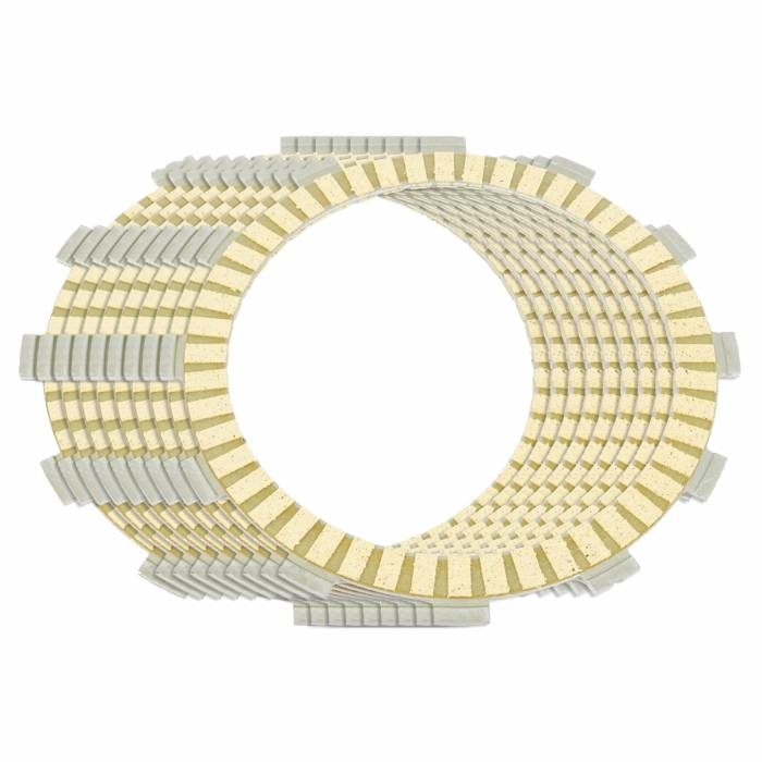 Caltric - Caltric Clutch Friction Plates FP116*9