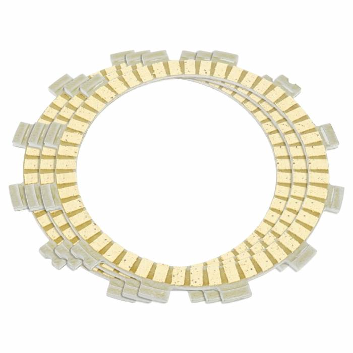 Caltric - Caltric Clutch Friction Plates FP117*3-2
