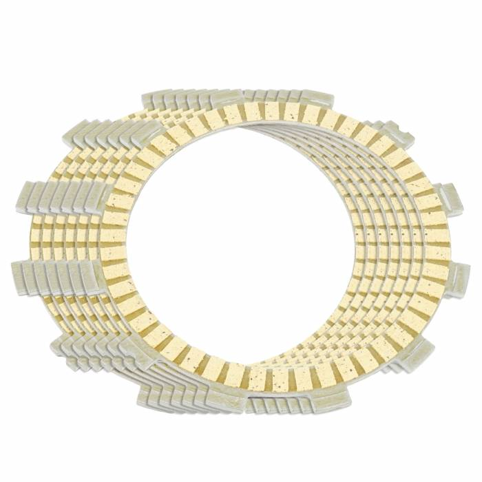 Caltric - Caltric Clutch Friction Plates FP117*7