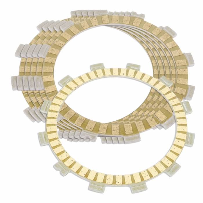 Caltric - Caltric Clutch Friction Plates FP117+FP173*5