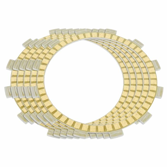 Caltric - Caltric Clutch Friction Plates FP119*5