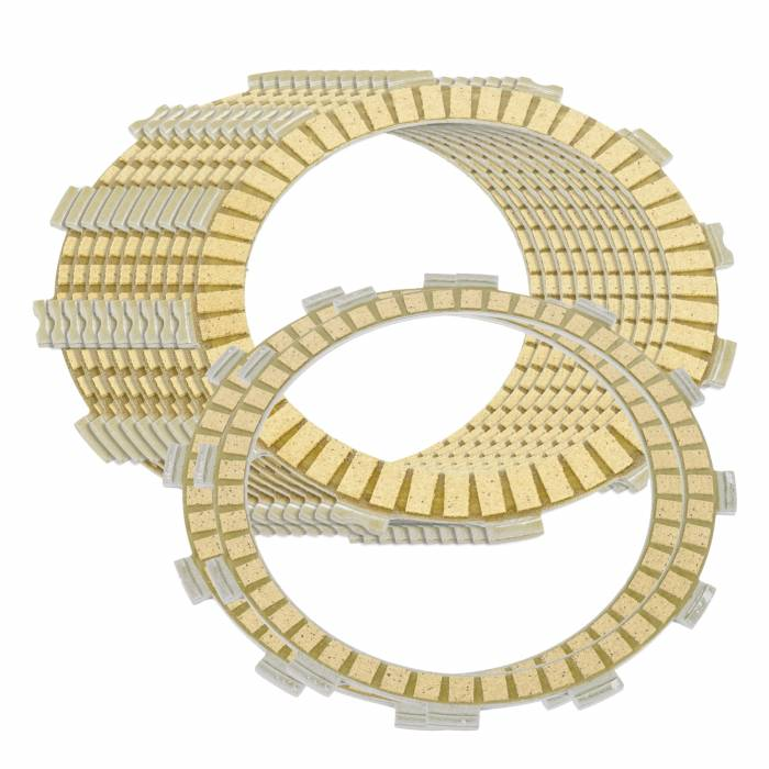 Caltric - Caltric Clutch Friction Plates FP122*10+FP171*2