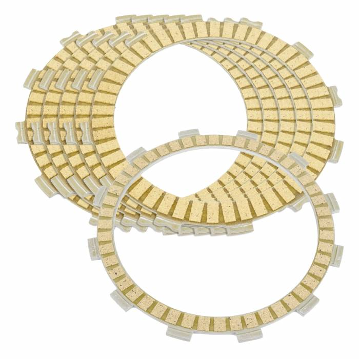 Caltric - Caltric Clutch Friction Plates FP122*5+FP167