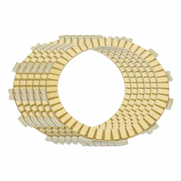 Caltric - Caltric Clutch Friction Plates FP122*6