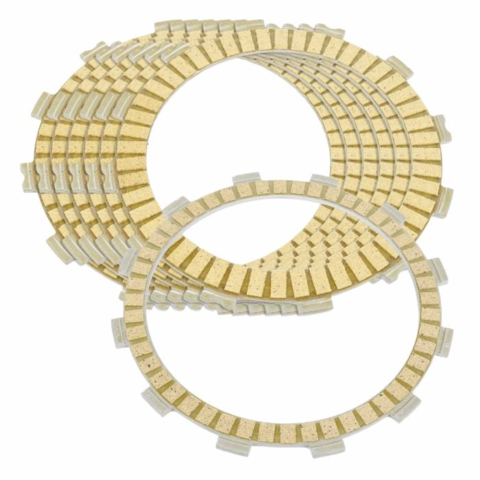 Caltric - Caltric Clutch Friction Plates FP122*6+FP167