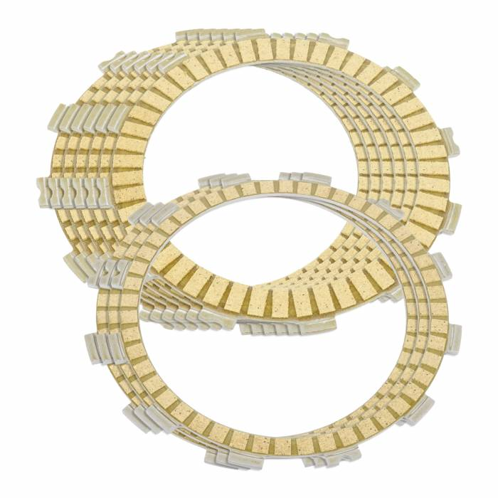 Caltric - Caltric Clutch Friction Plates FP122*6+FP168*3