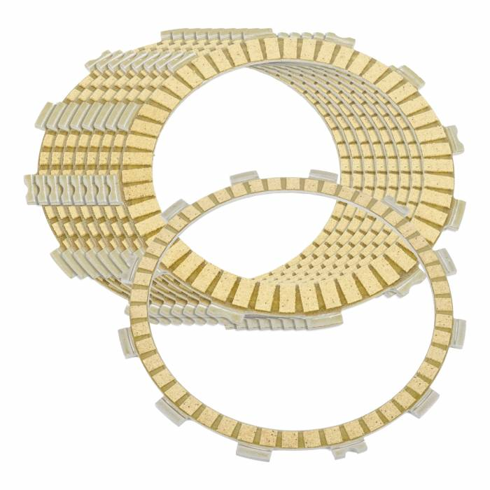 Caltric - Caltric Clutch Friction Plates FP122*8+FP168