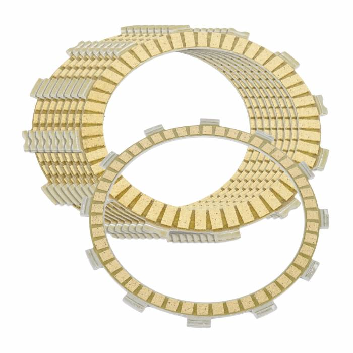 Caltric - Caltric Clutch Friction Plates FP122*8+FP171