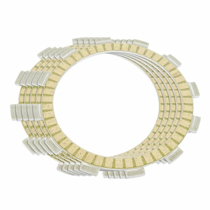 Caltric - Caltric Clutch Friction Plates FP123*5