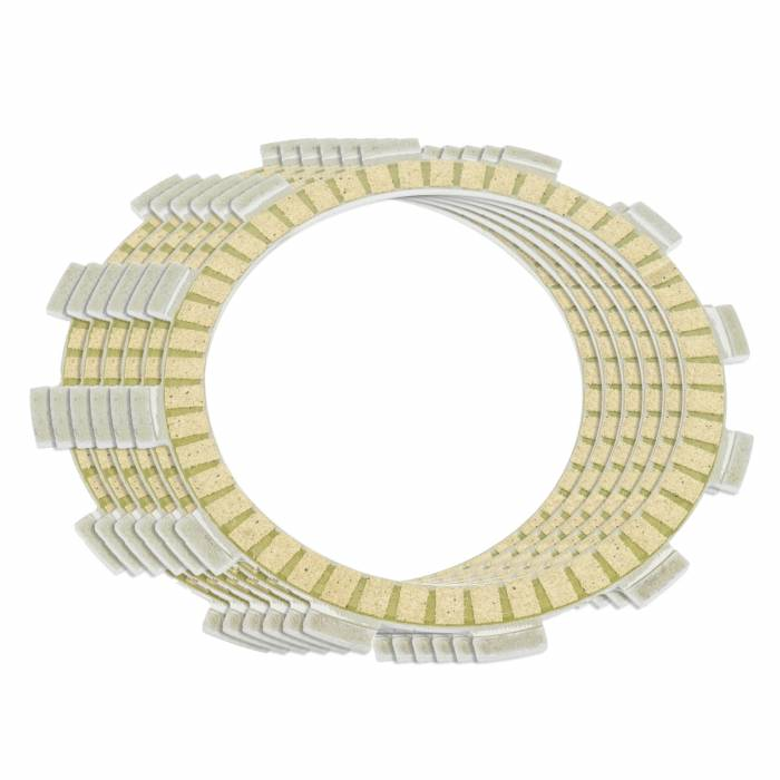 Caltric - Caltric Clutch Friction Plates FP123*6-2