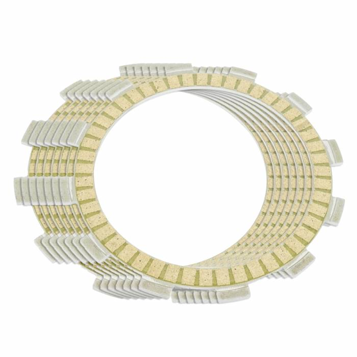 Caltric - Caltric Clutch Friction Plates FP123*7