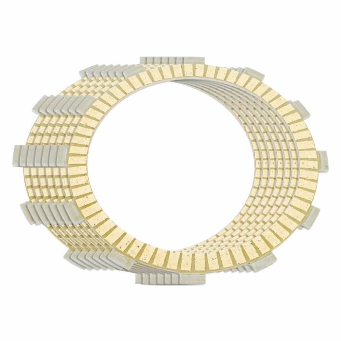 Caltric - Caltric Clutch Friction Plates FP126*7