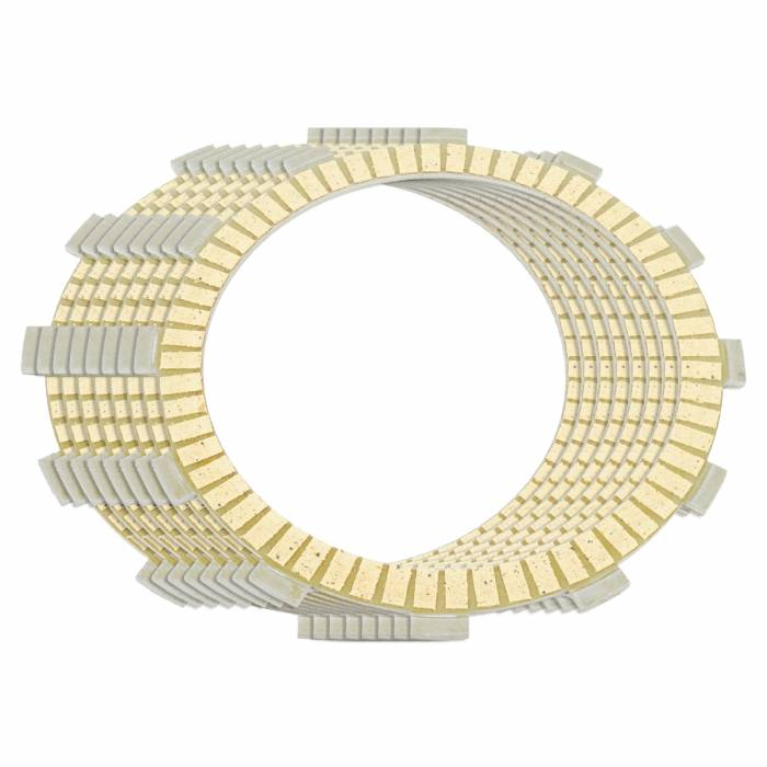 Caltric - Caltric Clutch Friction Plates FP126*8