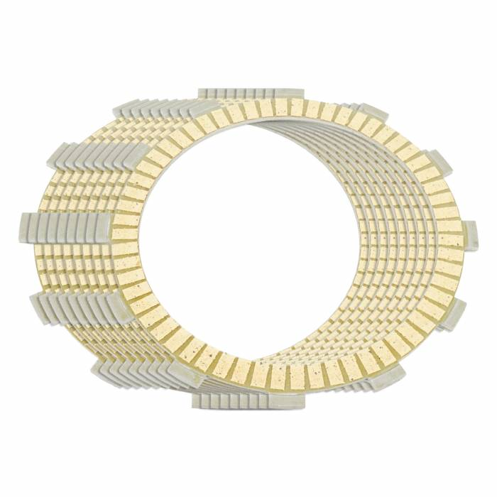 Caltric - Caltric Clutch Friction Plates FP126*9