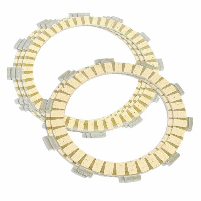 Caltric - Caltric Clutch Friction Plates FP127*3+FP144*2