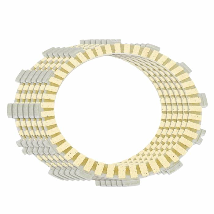 Caltric - Caltric Clutch Friction Plates FP127*6