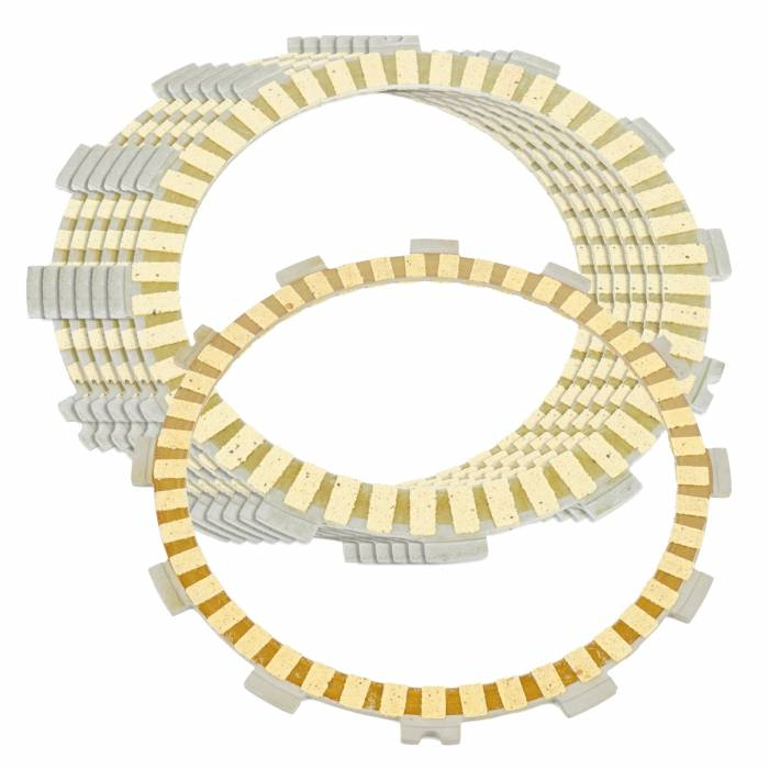 Caltric - Caltric Clutch Friction Plates FP127*6+FP144