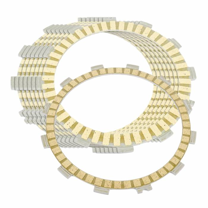 Caltric - Caltric Clutch Friction Plates FP127*7+FP168