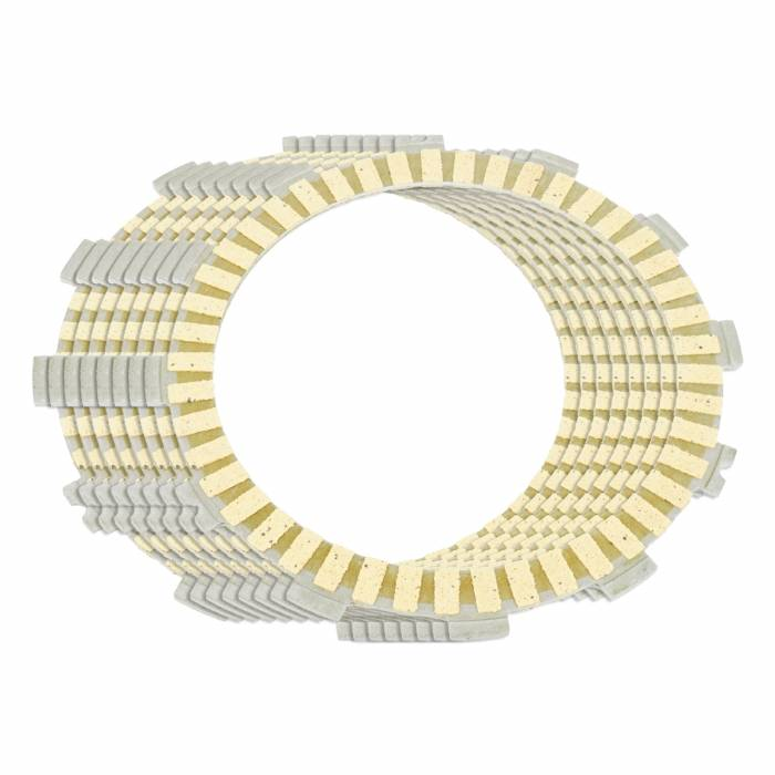 Caltric - Caltric Clutch Friction Plates FP127*8