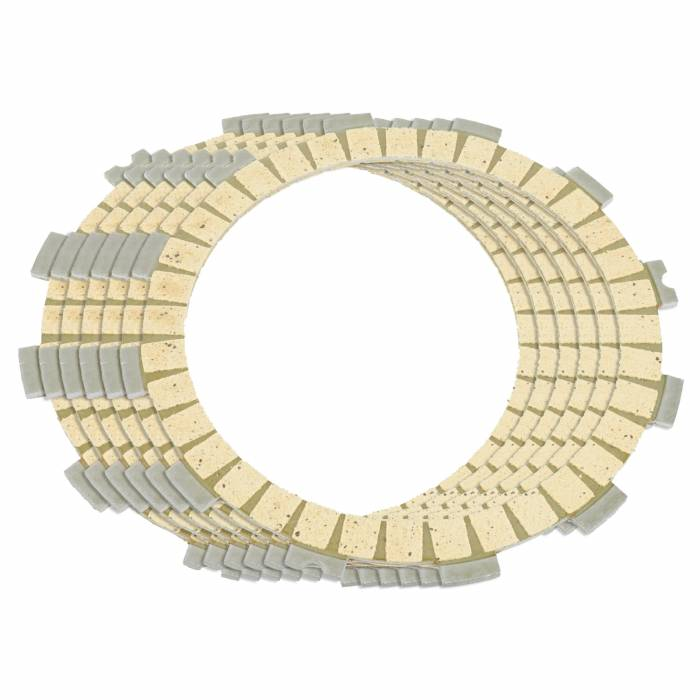 Caltric - Caltric Clutch Friction Plates FP130*6
