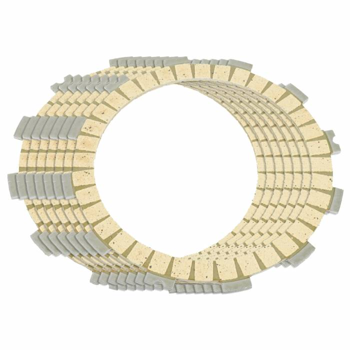 Caltric - Caltric Clutch Friction Plates FP130*7