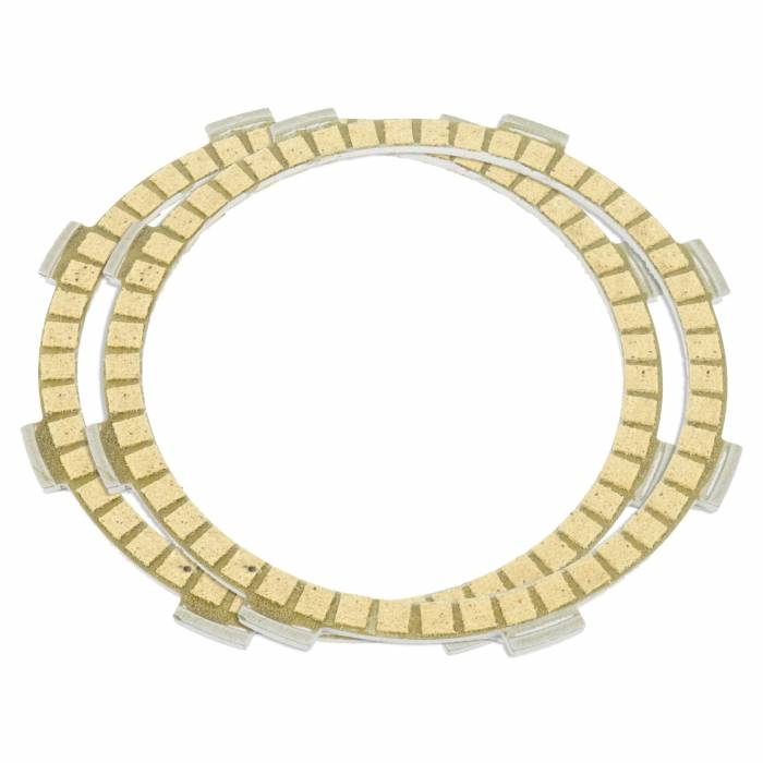 Caltric - Caltric Clutch Friction Plates FP131*2