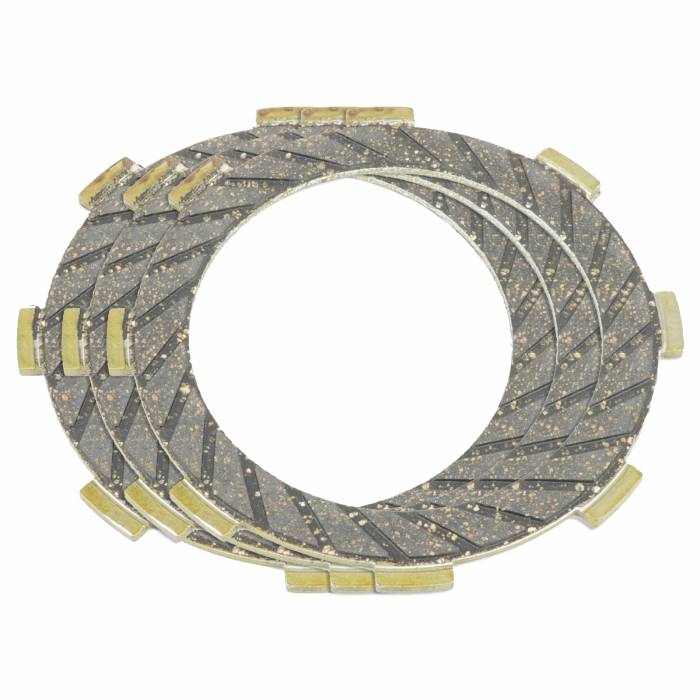 Caltric - Caltric Clutch Friction Plates FP132*3