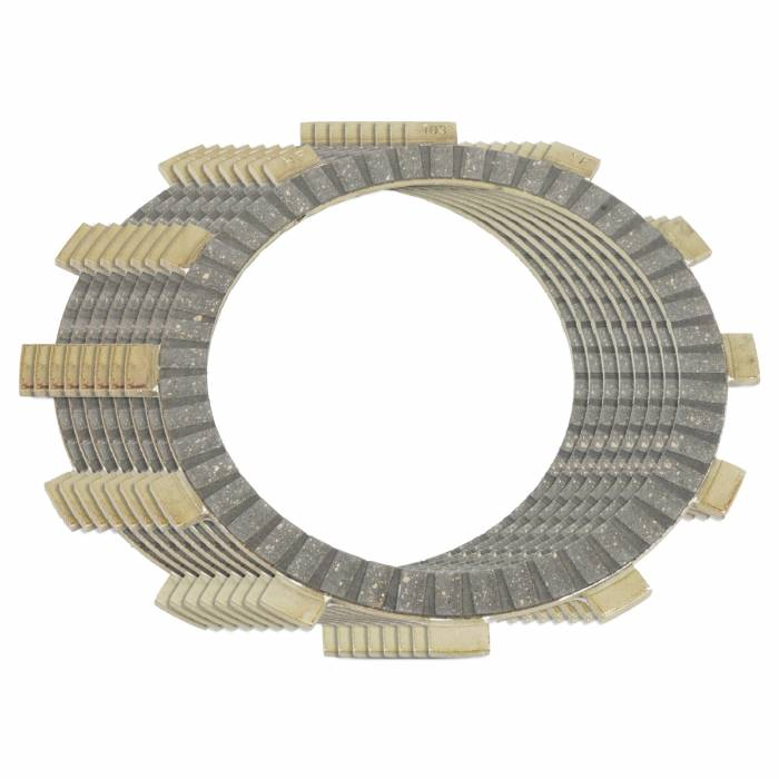 Caltric - Caltric Clutch Friction Plates FP134*8