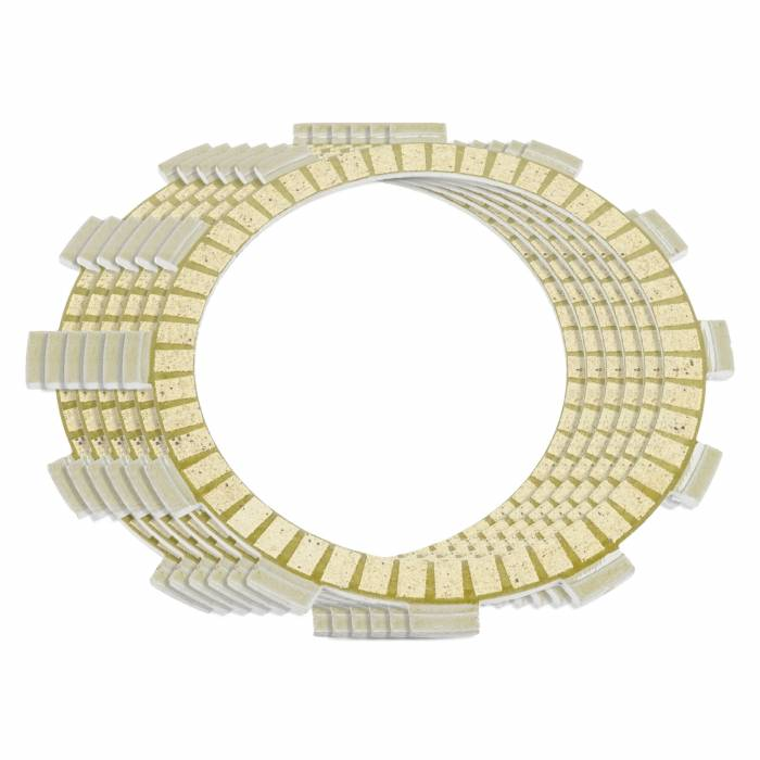 Caltric - Caltric Clutch Friction Plates FP136*6
