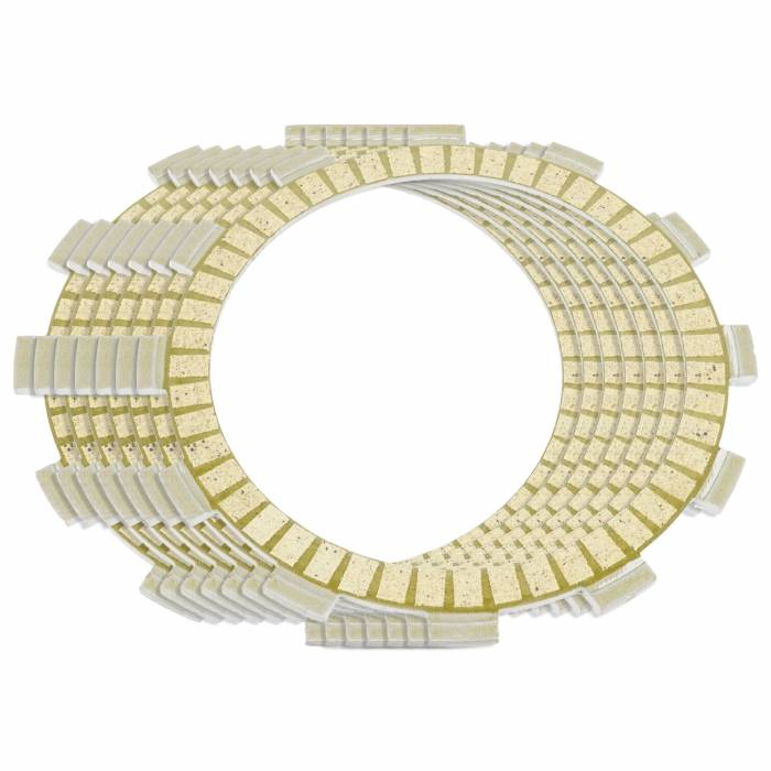 Caltric - Caltric Clutch Friction Plates FP136*7