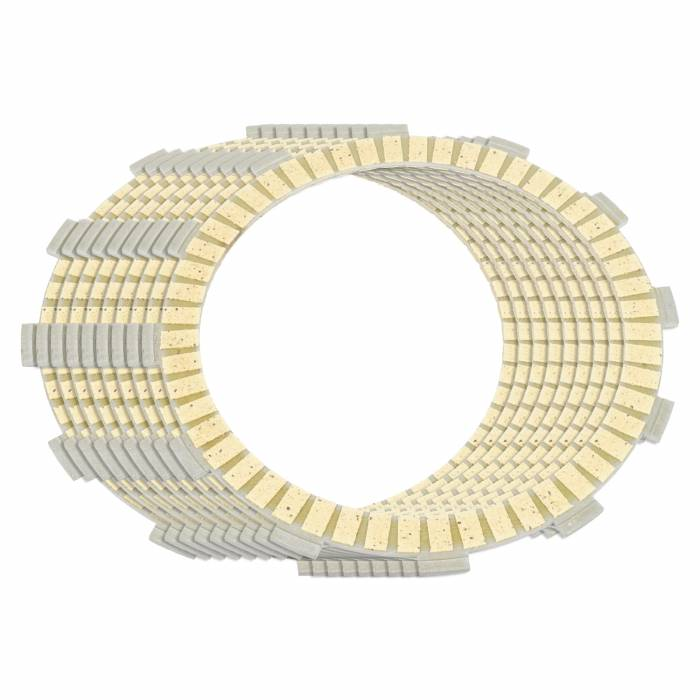 Caltric - Caltric Clutch Friction Plates FP140*9