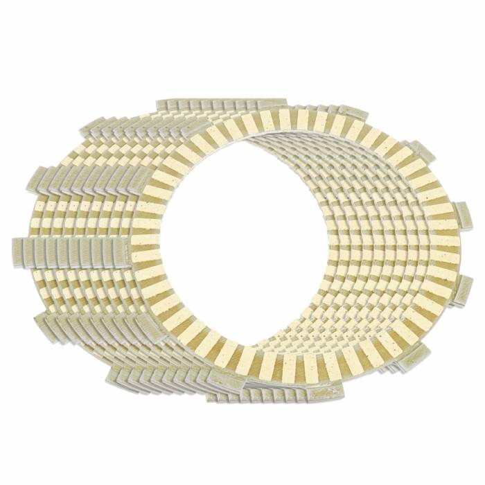 Caltric - Caltric Clutch Friction Plates FP141*10