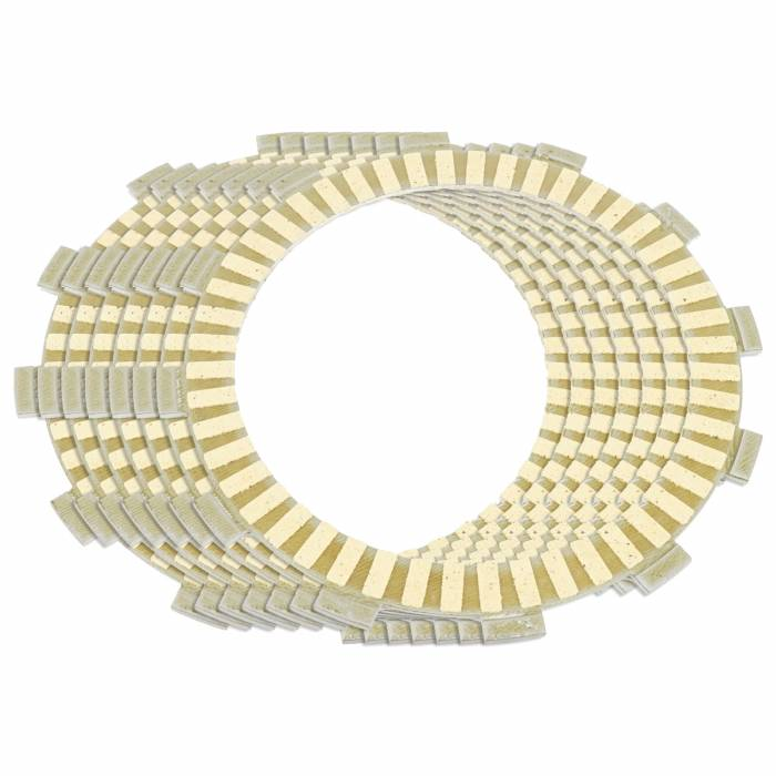 Caltric - Caltric Clutch Friction Plates FP141*7