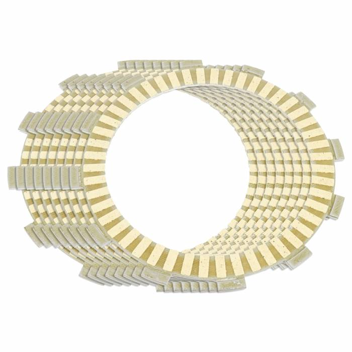 Caltric - Caltric Clutch Friction Plates FP141*8
