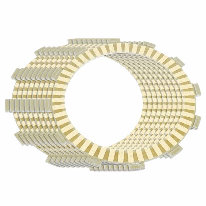 Caltric - Caltric Clutch Friction Plates FP141*9
