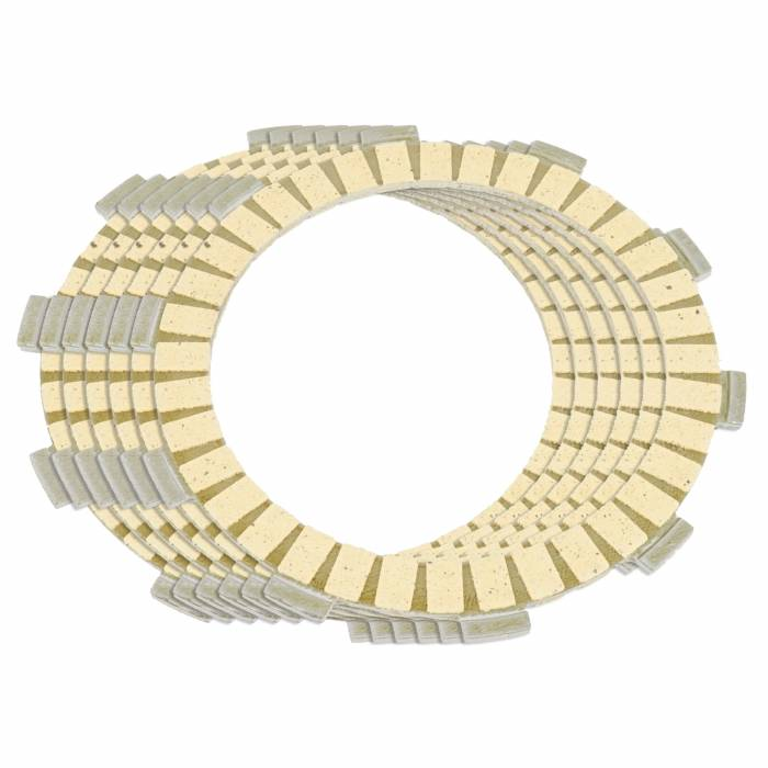 Caltric - Caltric Clutch Friction Plates FP142*6