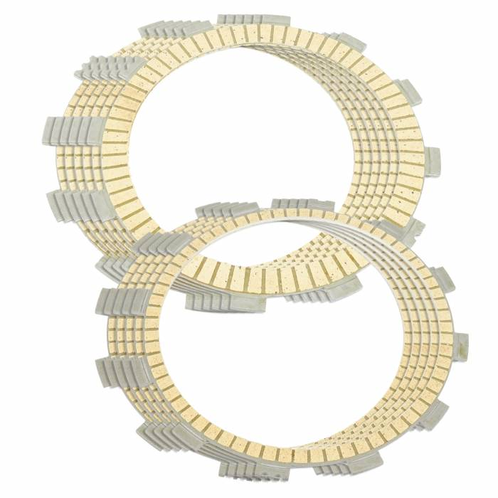 Caltric - Caltric Clutch Friction Plates FP145*6+FP154*5