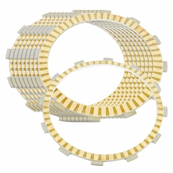 Caltric - Caltric Clutch Friction Plates FP146*8+FP153