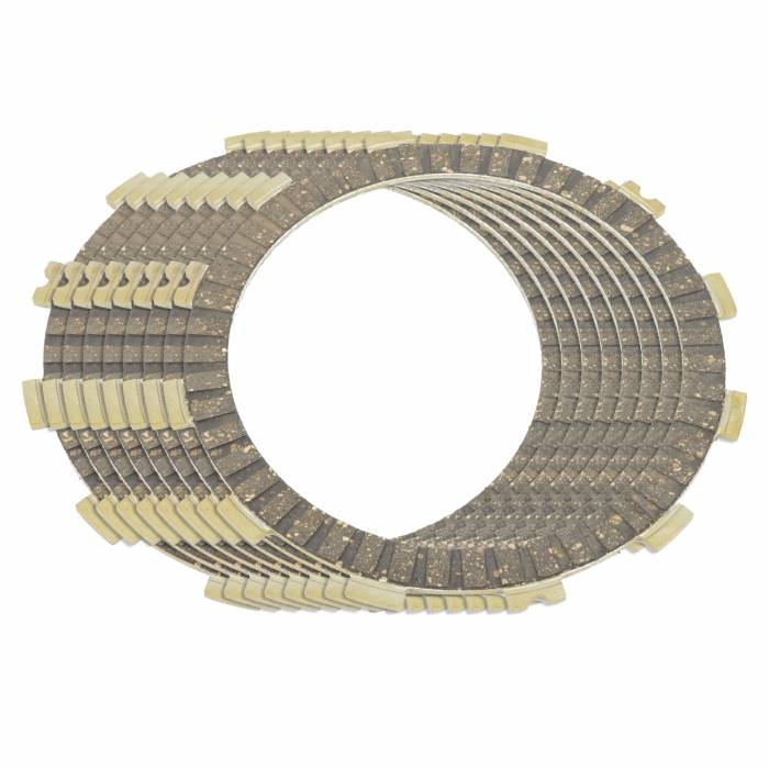 Caltric - Caltric Clutch Friction Plates FP150*8