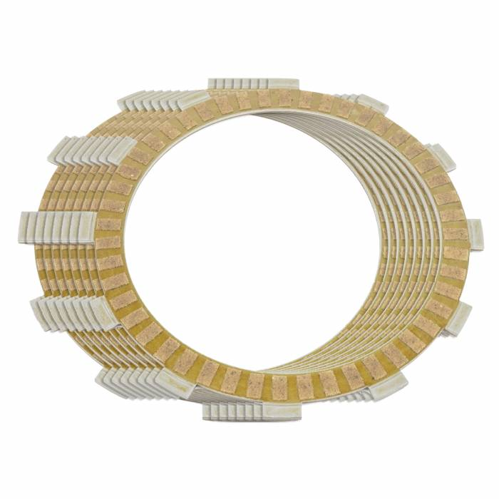Caltric - Caltric Clutch Friction Plates FP151*8-2