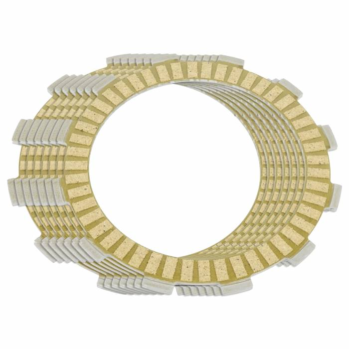 Caltric - Caltric Clutch Friction Plates FP158*7