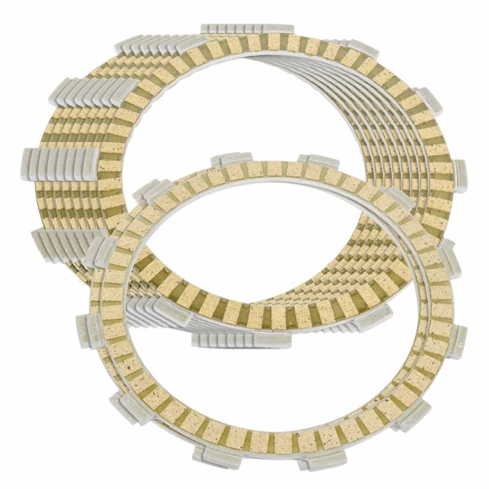 Caltric - Caltric Clutch Friction Plates FP167*2+FP169*8