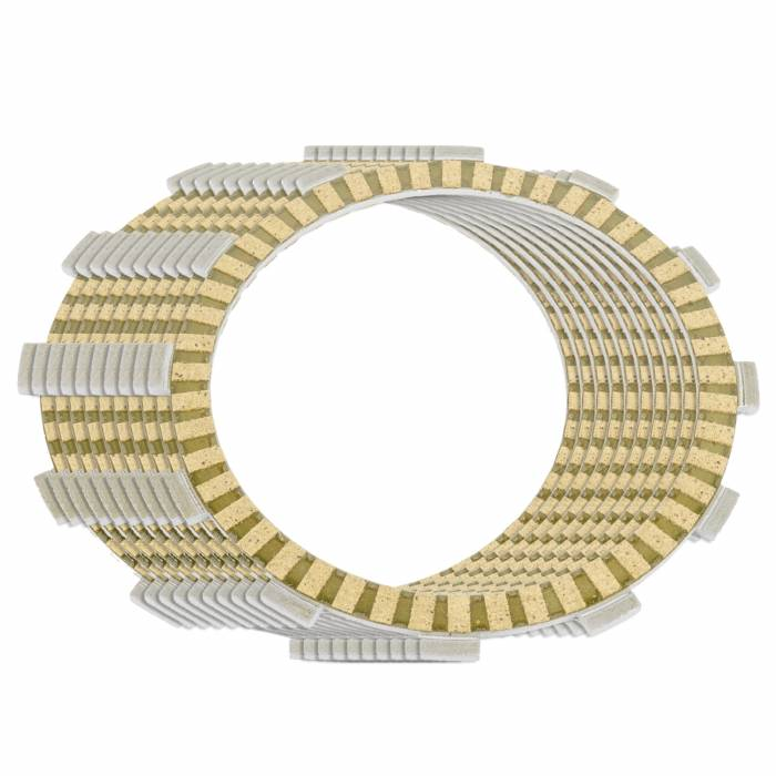 Caltric - Caltric Clutch Friction Plates FP169*10