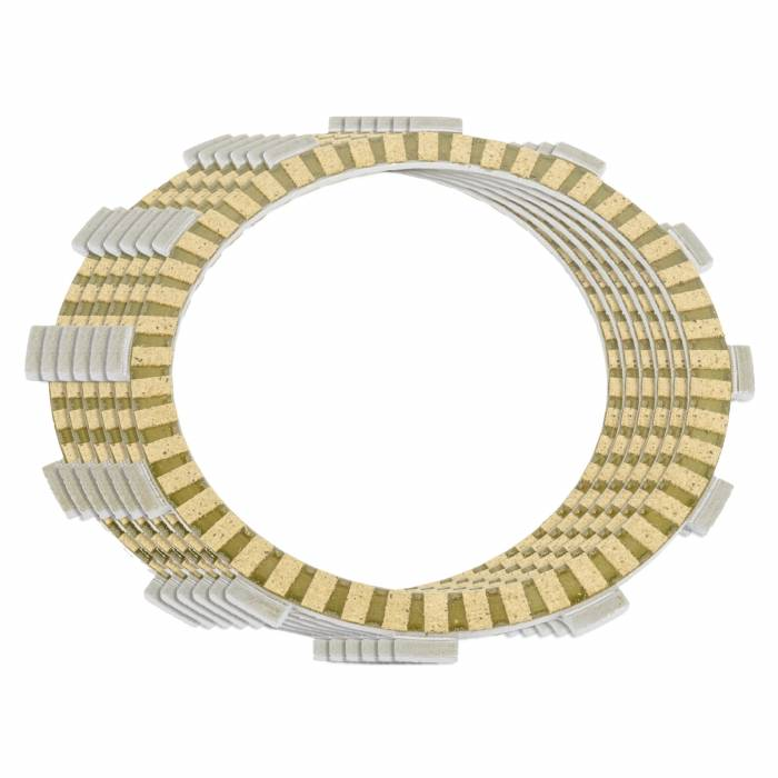 Caltric - Caltric Clutch Friction Plates FP169*6
