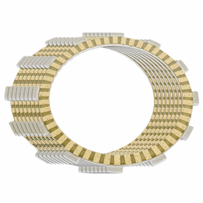 Caltric - Caltric Clutch Friction Plates FP169*8