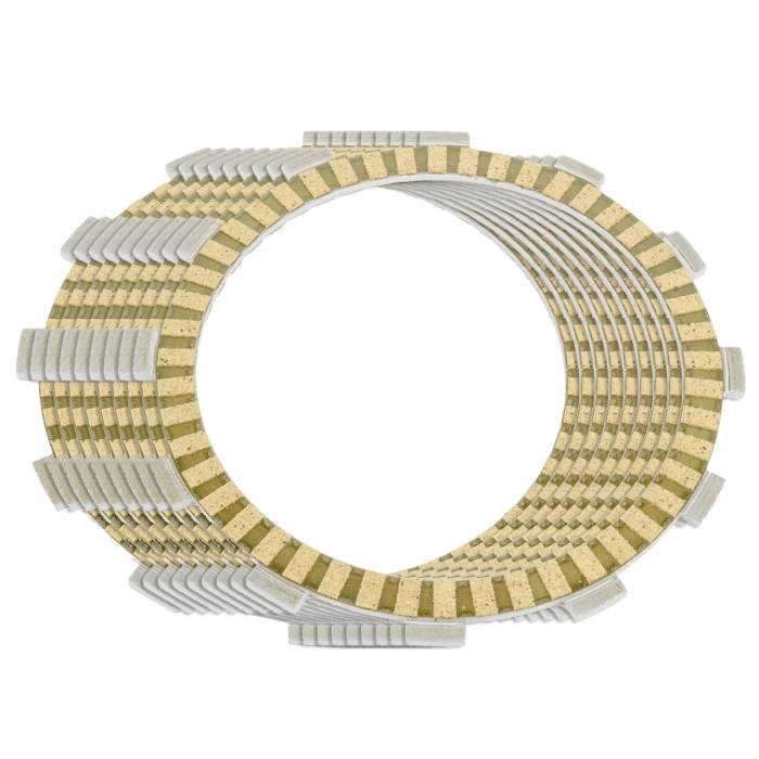 Caltric - Caltric Clutch Friction Plates FP169*9